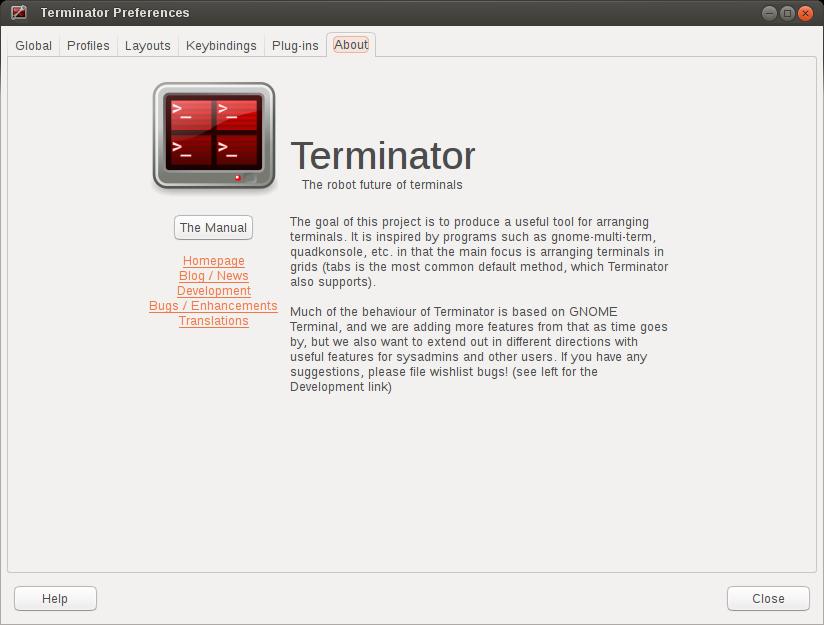 Preferences Window — Terminator 2 0 alpha documentation